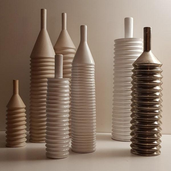 bottiglia platino